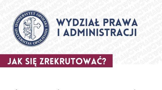 Wirtualny Dzień Otwarty Wydziału Prawa i Administracji UO